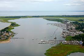 Clinton Harbor In Clinton Ct United States Harbor