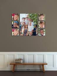 here is a lovely grouping for a 7 foyer wall