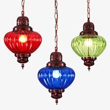 stained glass chandelier lighting cafe bar full png and psd