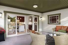 exterior doors in san go milgard moving wall system bifold doors