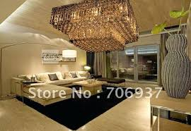 high ceiling chandelier chandeliers regarding for decorating living room lighting ideas