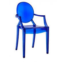 modern home and office furniture ghost chair style acrylic casper arm chair