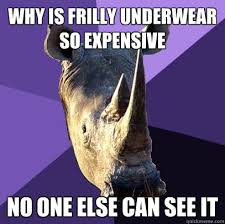 Sexually Oblivious Rhino memes | quickmeme via Relatably.com