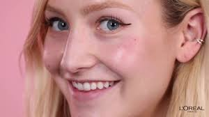 How to apply Infallible Flash <b>Cat</b> Eye Liquid <b>Eyeliner</b> - YouTube