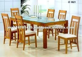wooden glass top dining table wooden dining table with glass top dining table with glass top