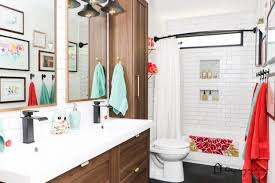Bathroom Remodeling Books Enchanting DIY Bathroom Remodel REVEAL Designer Trapped In A Lawyer's Body
