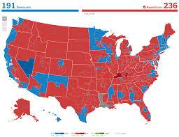 house of representatives map  political maps