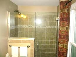 half wall height code pony wall height pony wall shower shower door half wall garage doors half wall height