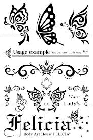 蝶のイラスト 飾り罫 フレーム 装飾 イラスト素材 1044821 フォト
