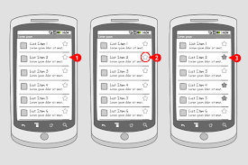 Android Design Patterns New Favorites Android Interaction Design Patterns