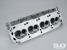 Z304 Head Flow Chart Frpp Z304 Small Block Heads 5 0 Mustang Super Fords Magazine