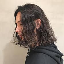 メンズロングlco By Luck Hair所属山崎優作のヘアカタログミニモ