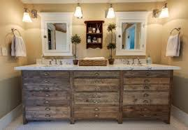rustic bathroom double vanity.  Rustic Rustic Contemporary Interior Design  Diy Furniture 6 600x417 Rustic  Ideas And Bathroom Double Vanity W