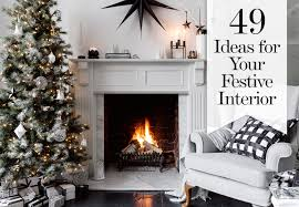 Christmas Decorating Christmas Decorating 49 Ideas For Your Festive Interior