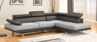 vegan leather sectional sofa