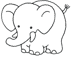 Baby Elephant Coloring Pages Special Offer Elephant Coloring Pages