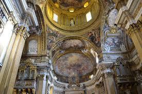 Italian Baroque Interior Design Italian Baroque Architecture The Interior Decoration Of The
