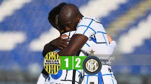 Verona vs Inter 1-2 All Goals & Highlights 23/12/2020 - YouTube