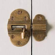 door bolt locks. Brass Newark Door Bolt Locks