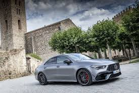 The 2020 amg cla 45 is a new beast entirely. Is The 2020 Mercedes Amg Cla 45 S A Dream Car In A Small Package Carscoops