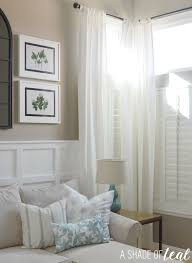 Ikea Living Room Curtains Modern Rustic Dining Living Room Decor Updates With Ikea