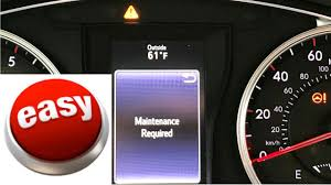 Reset Maintenance Light 2017 Camry Super Easy How To Reset Toyota Camry Maintenance Required Light 2015 2017