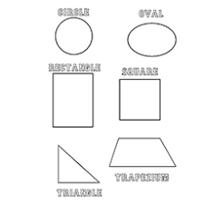 Small Picture Top 20 Free Printable Shapes Coloring Pages Online