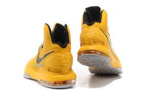 nike yellow shoes. classic fit nike kd v kevin durant e- c07f6*n basketball shoes yellow black