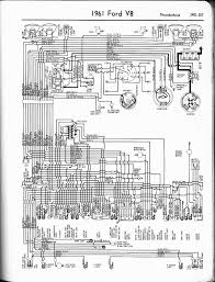 57 65 ford wiring diagrams 1962 6 cyl galaxie
