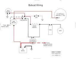 bobcat wiring diagram mills custom sawing bobcat wiring diagram