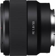 sony 50mm 1 8. sony - fe 50mm f/1.8 prime lens for alpha e-mount cameras 1 8