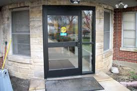 commercial front doorsCross Aluminum Commercial Entry Doors