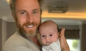 Strictly star James Jordan's latest photo of baby Ella divides fan | HELLO!