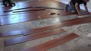 preparing the suloor how to install vinyl plank flooring on concrete
