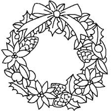 36 Christmas Wreaths Coloring Pages Coloring Pages Coloring Pages