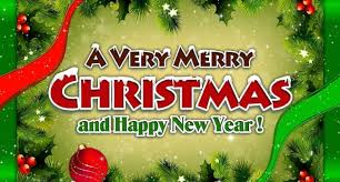 Image result for merry christmas and happy new year to all