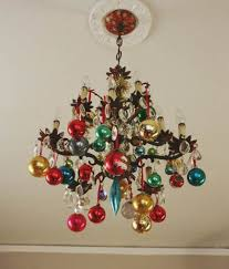 45 Christmas Decorating Ideas for Pendant Lights and Chandeliers ...