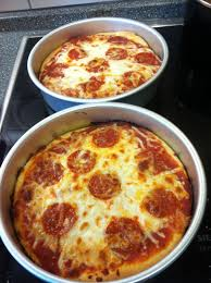 copycat pizza hut personal pan pizzas it is an exact copy of the real thing