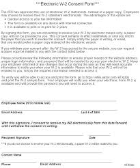 Aatrix :: Ew-2/e1099 Consent Form