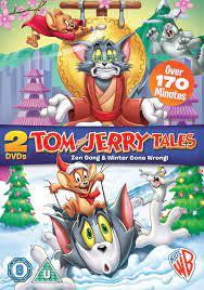 Tom & Jerry Tales - Volume 3 And 4 [DVD]: Amazon.de: DVD & Blu-ray
