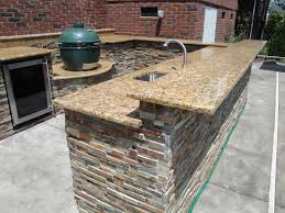 Granite For Outdoor Kitchen Outdoor Kitchen Ideas Photos Outofhome