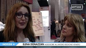 Incontro Regione Veneto - Governo per il reddito di cittadinanza e la  formazione. Lo spiega Elena Donazzan - Notizie Plus