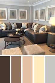 Pictures Of Living Rooms With Brown Sofas Paint Colors That Go With Medium  Size Of Living