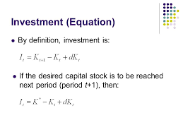 30 investment equation