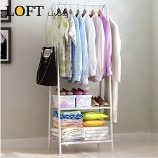 Coat Hanger Storage Rack Clothes Storage Rack Garment Rack Used Clothing Racks For Storage 74