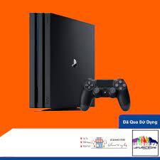 Bộ Máy Chơi Game Playstation 4 (PS4 Pro SLim Fat) - Đã Qua Sử Dụng
