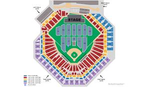 Miller Park Concert Seating Chart Punctual Phillies Seating Chart Suites Miller Park Seat