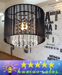 whole handmade modern k9 crystal chandeliers minimalist fashion hanging lamp living room lighting restaurant light outdoor pendant light modern pendant
