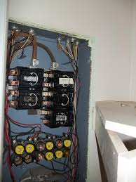 fuse panel service size internachi inspection forum fuse panel service size panel jpg