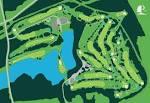 Map - Pequabuck Golf Club